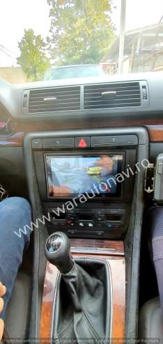 NAVIGATIE GPS ANDROID AUDI A4 B6 (1999-2005)