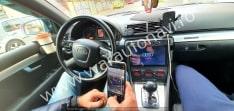 Navigatie GPS Android Audi A4 B7 (2005-2008)