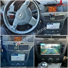 Navigatie GPS Android Opel Astra H (2005-2009)