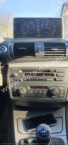 Navigatie GPS Android BMW Seria 1 E87 (2005-2010)