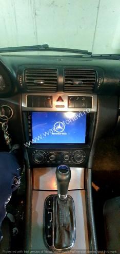 Navigatie Android Mercedes C Class – W211