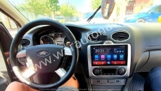 Navigatie GPS Android Ford Focus (2005-2011)