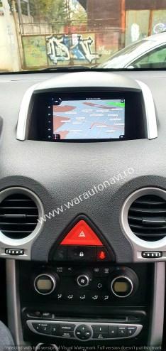 Navigatie GPS Android Renault Koleos (2006-2014)