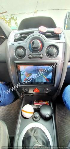 Navigatie GPS Renault Megane II 2 (2003-2009)