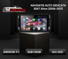 Navigatie GPS Seat Altea (2006-2011)