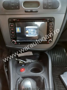 Navigatie RNS style 7 inch Seat Leon (2006-2011)