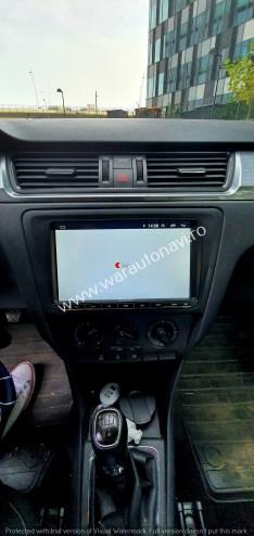 Navigatie GPS Android Skoda Rapid (2011-2019)