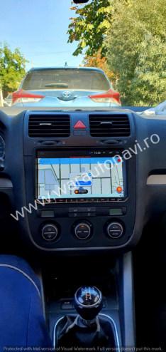 Navigatie GPS Android ecran 9 inch VW Volkswagen Golf V –  5 (2004-2009)