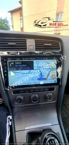 Navigatie GPS Android ecran 9 inch VW Volkswagen Golf VII 7 (2014-2019)