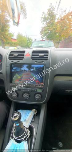 Navigatie GPS Android ecran 9 inch VW Volkswagen Jetta (2004-2009)