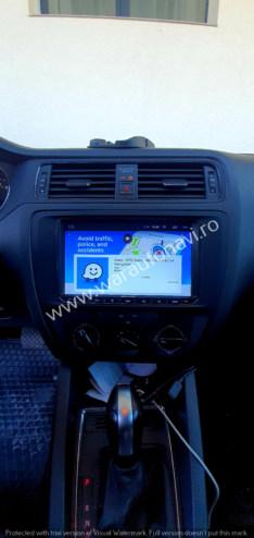 Navigatie GPS Android ecran 9 inch VW Volkswagen Jetta (2010 -2020)