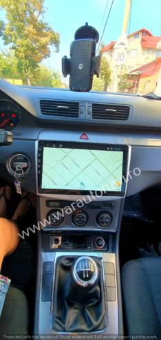 Navigatie GPS Android ecran 10.2 inch VW Volkswagen Passat B6 (2005-2011)