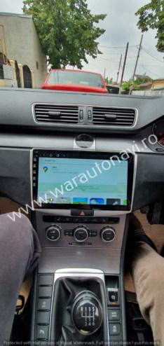 Navigatie GPS Android ecran 10.2 inch VW Volkswagen Passat CC (2008-2015)