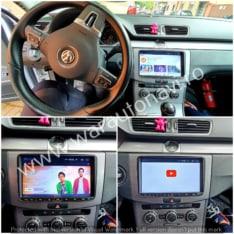 Navigatie GPS Android ecran 9 inch VW Volkswagen Passat CC (2008-2015)