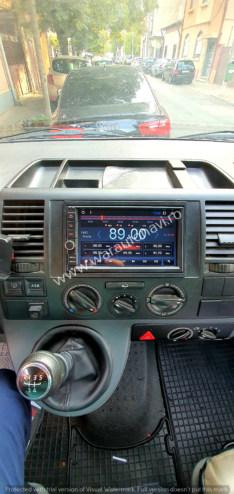 Navigatie GPS Android ecran 9 inch VW Volkswagen Transporter T5 (2003-2009)