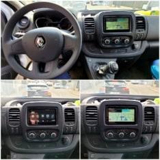 Navigatie GPS Android ecran 7 inch Renault Trafic (2014-2021)