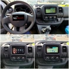 Navigatie GPS Android ecran 7 inch Opel Vivaro (2014-2021)