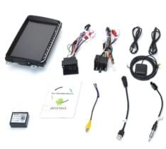 Navigatie GPS Android ecran 9 inch Skoda Rapid (2010-2021)