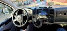 Navigatie GPS Android ecran 9 inch VW Volkswagen Transporter T5 T6 (2010-2021)