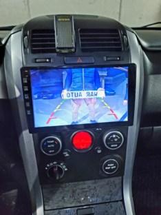 Radio Navigatie GPS Android ecran 9 inch Suzuki Grand Vitara (2005-2015)