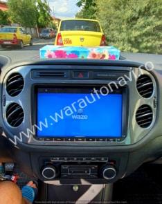 Navigatie GPS Android ecran 9 inch VW Volkswagen Tiguan (2009-2016)