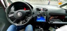 Navigatie GPS Android ecran 9 inch VW Volkswagen Touran (2004-2021)